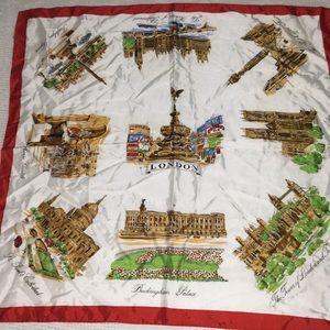 VTG London scarf